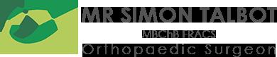 Mr Simon Talbot logo